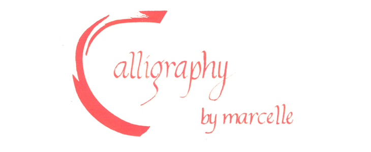 Calligraphy By Marcelle Calligraphy Services In Boca